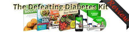 defeating diabetes kit review