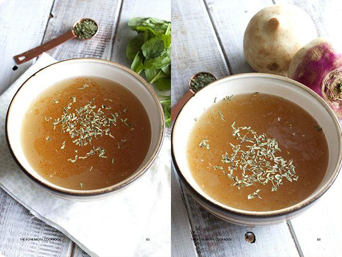 bone broth to heal gut recipe